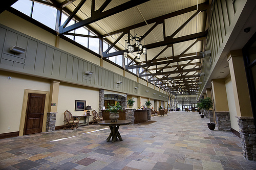 Lakepoint State Park Lodge & Convention Ctr.