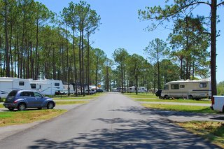 Meaher State Park Campground