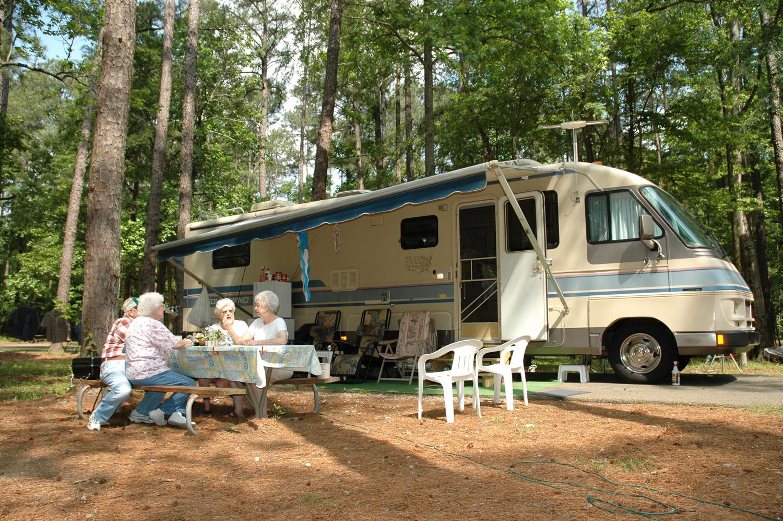 Roland Cooper State Park Campground
