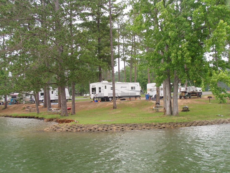 Wind Creek State Park Campground