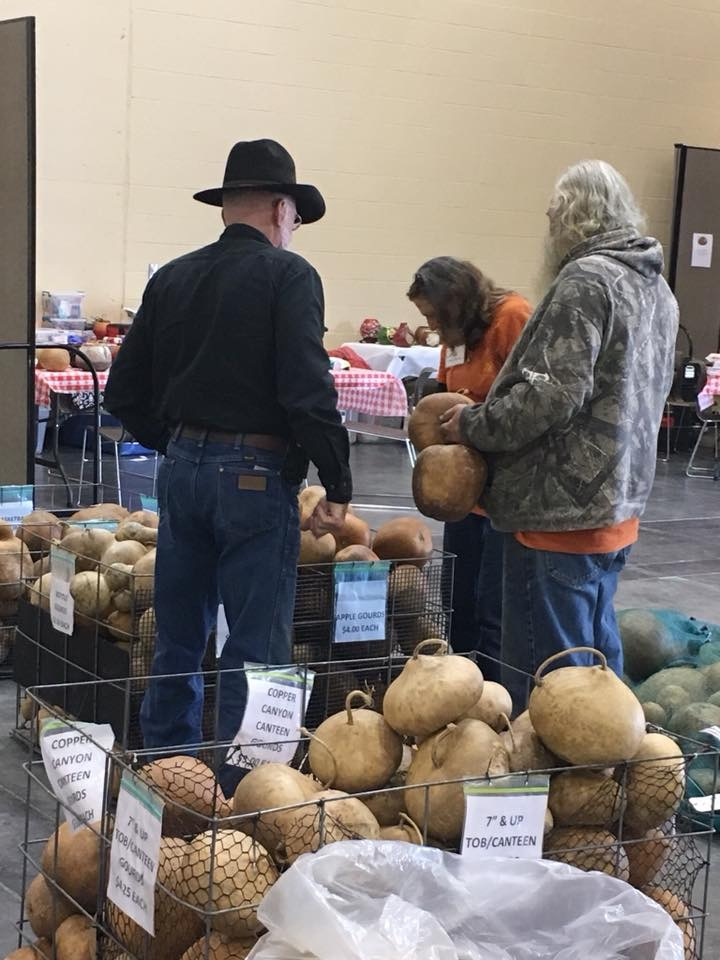 March Gourd Madness & Traditional Arts