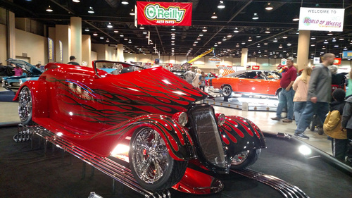 World Of Wheels Birmingham Alabamatravel - Car show birmingham al