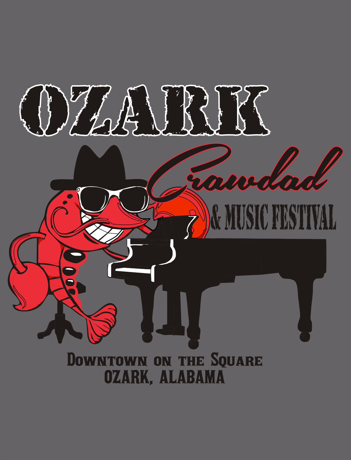 2021 Ozark Crawdad and Music Festival