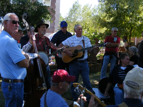 Tennessee Valley Old Time Fiddlers Convention