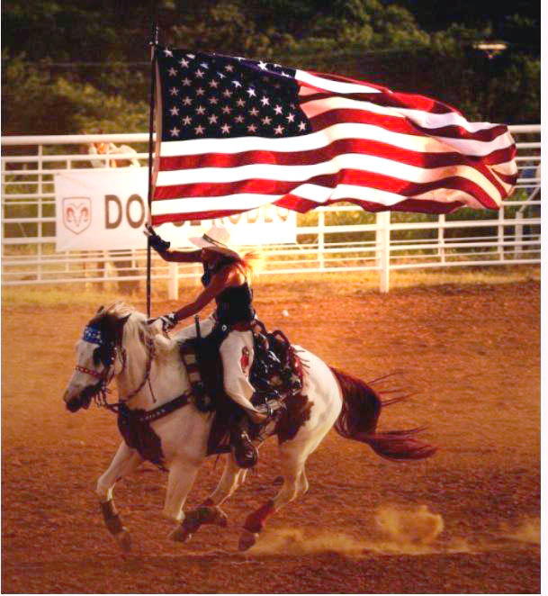 Ardmore Police Reserve Rodeo