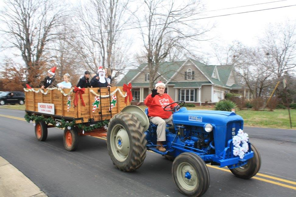 Elkmont Christmas Parade