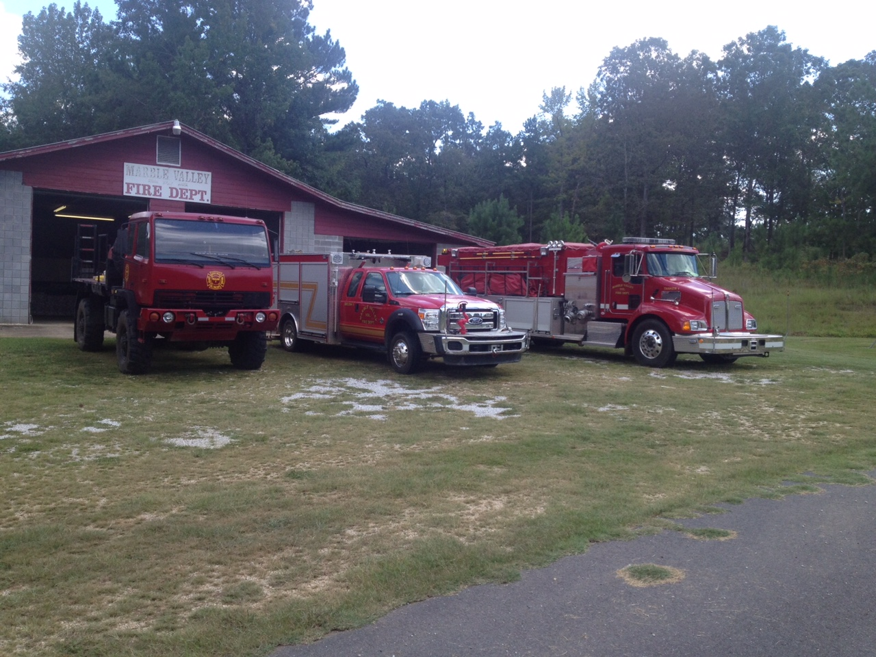 2019 Marble Valley VFD Open House & Yard Sale