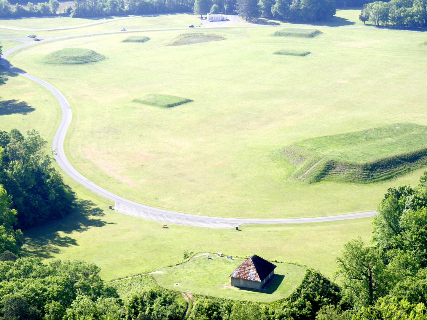 Moundville Archaeological Park & Campground