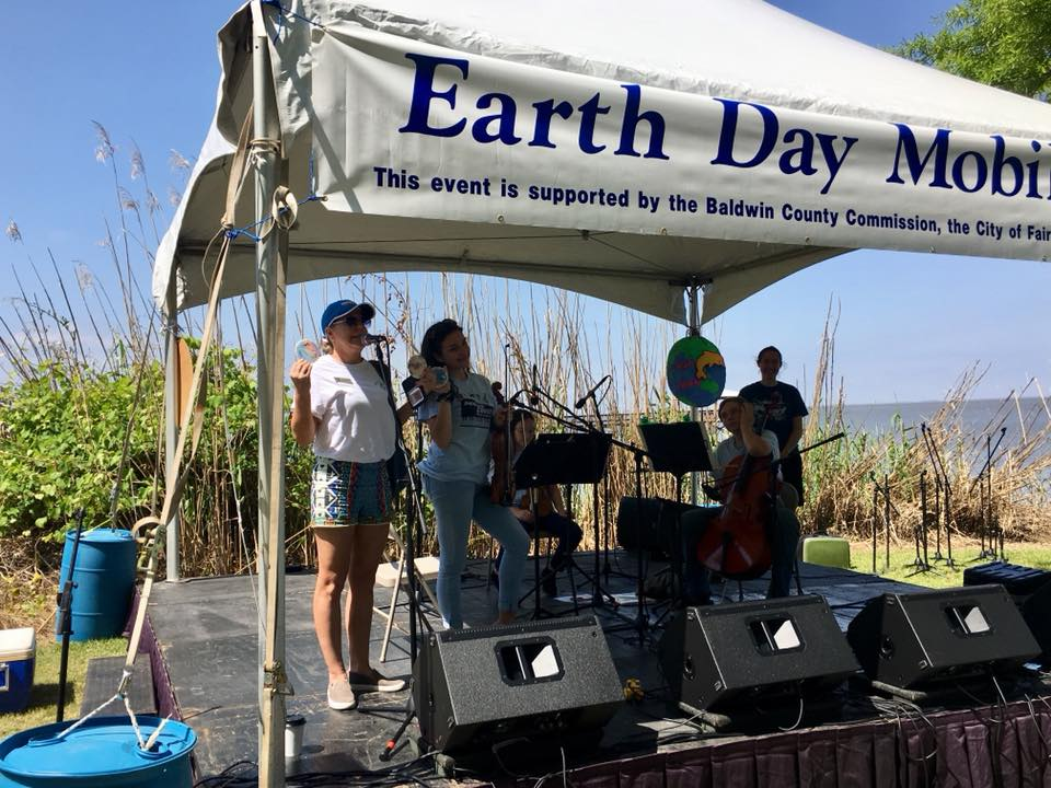 Mobile Bay Earth Day
