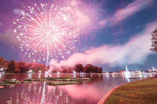 Slide_city_of_oxford_july_4_fireworks_2
