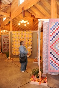Landmark Park Quilt Show