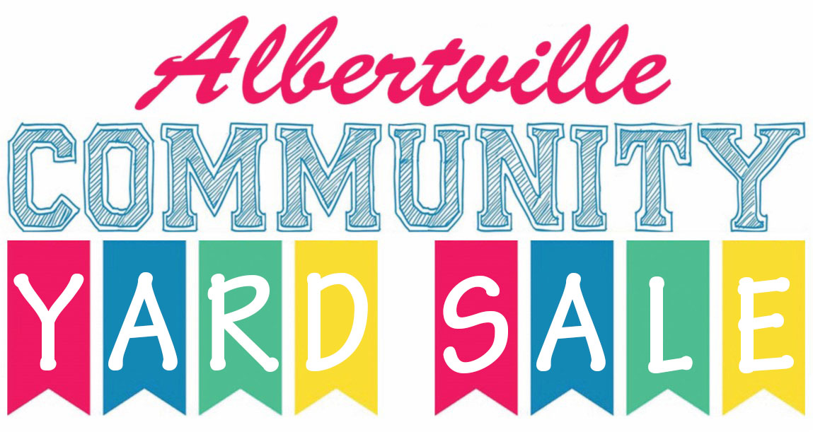 Albertville Community Yard Sale