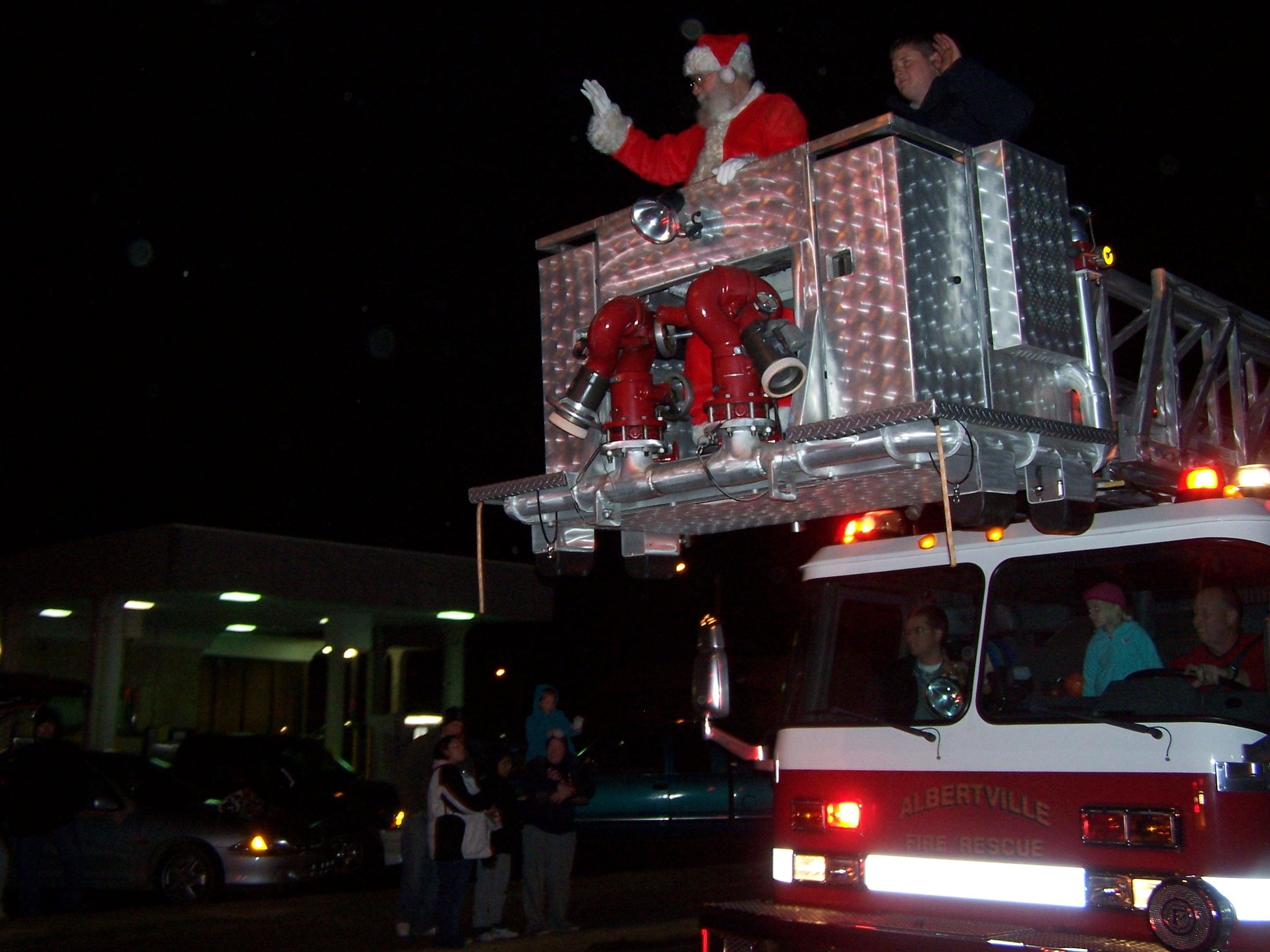 Albertville Christmas Parade