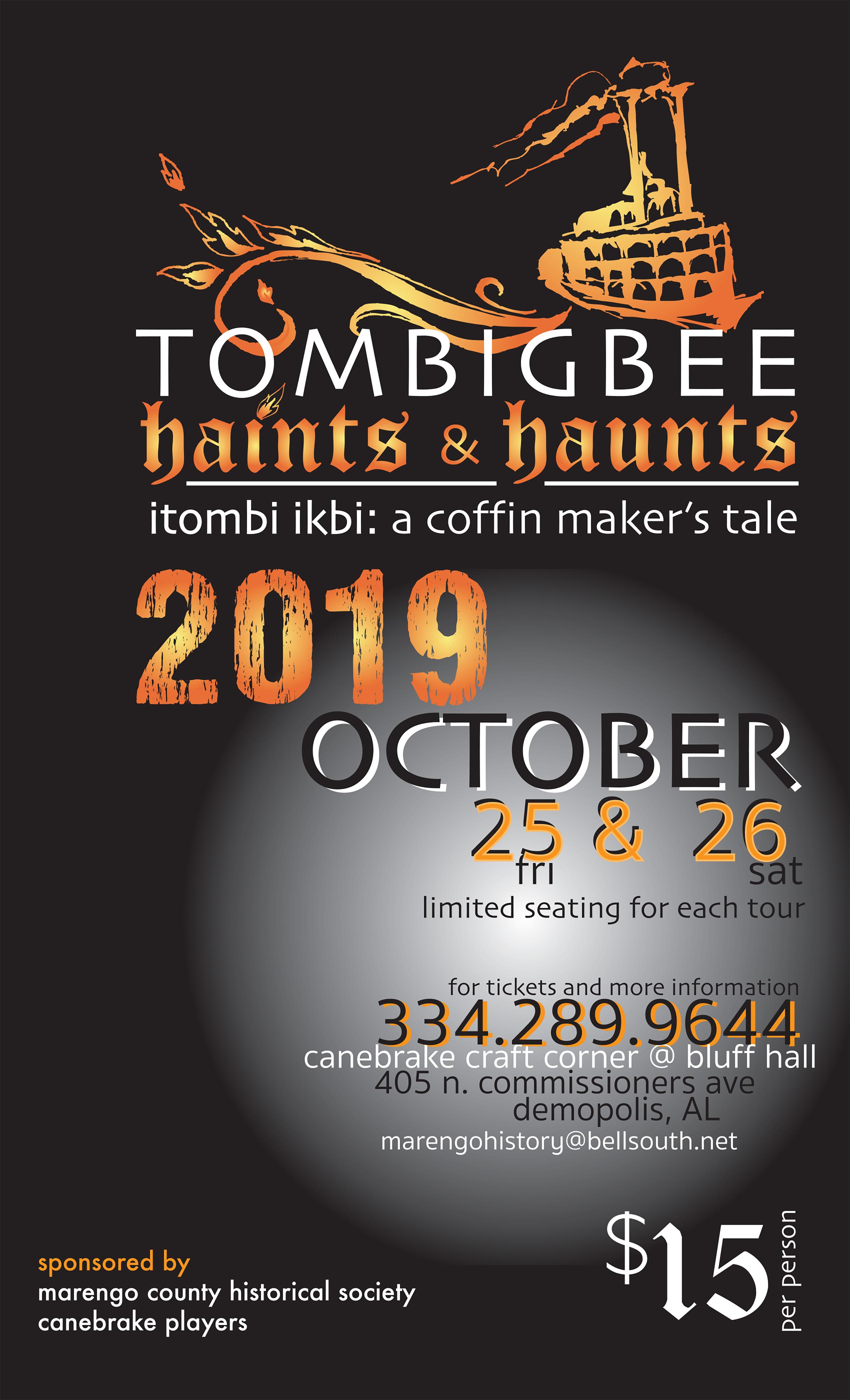 Tombigbee Haints & Haunts