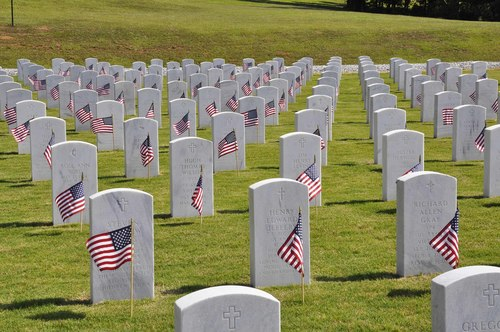 Slide_headstones_with_flags