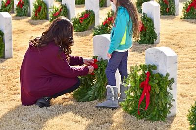 Wreaths Across America at ALNC