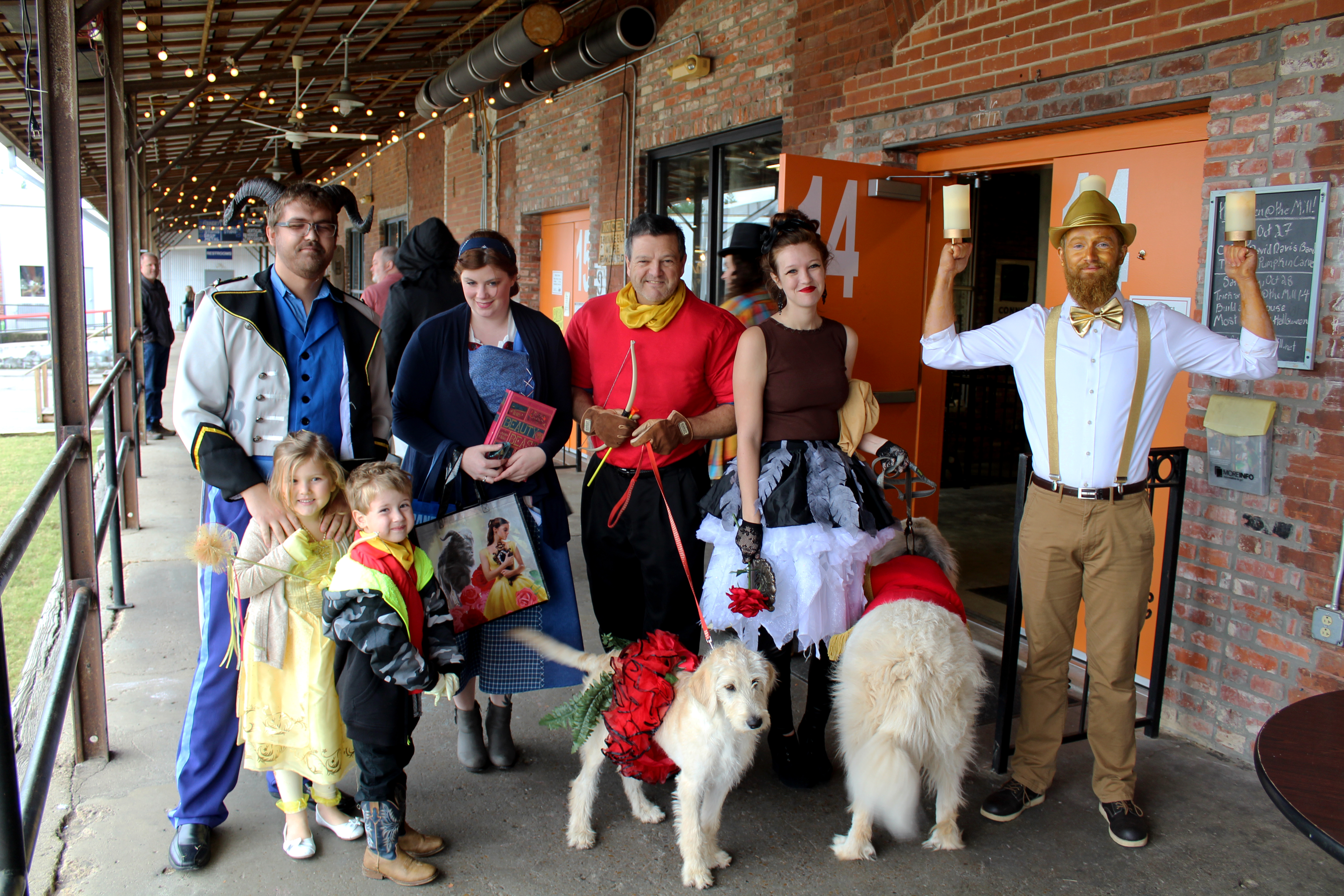 Trick-or-Treat  @ Lowe Mill ARTS & Entertainment
