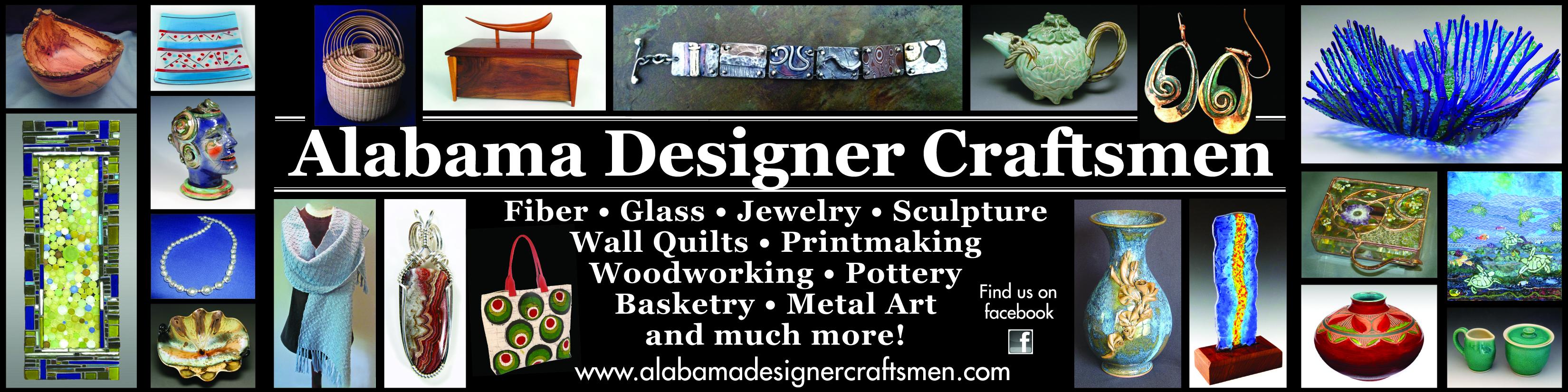 Alabama Designer Craftsman 47th Craft Show at the Birmingham Botanical Gardens