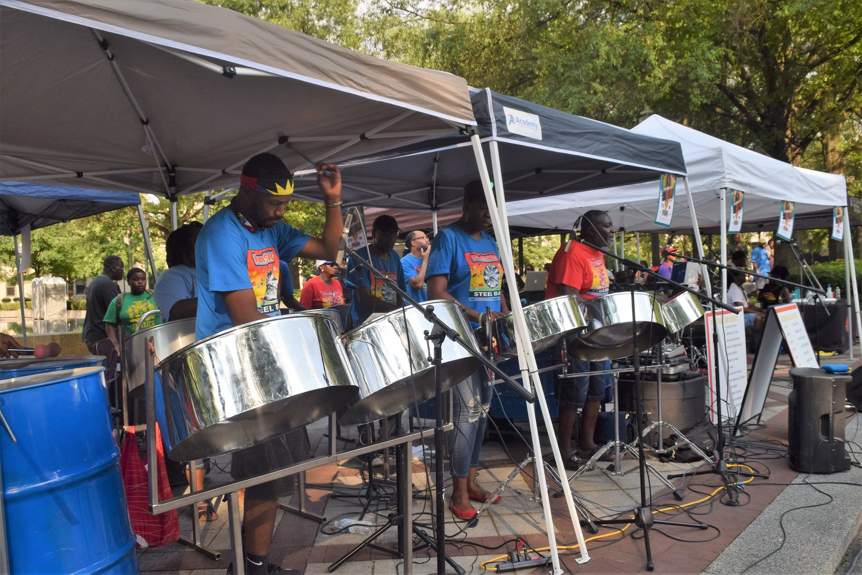 2020 Caribbean Food and Music Festival