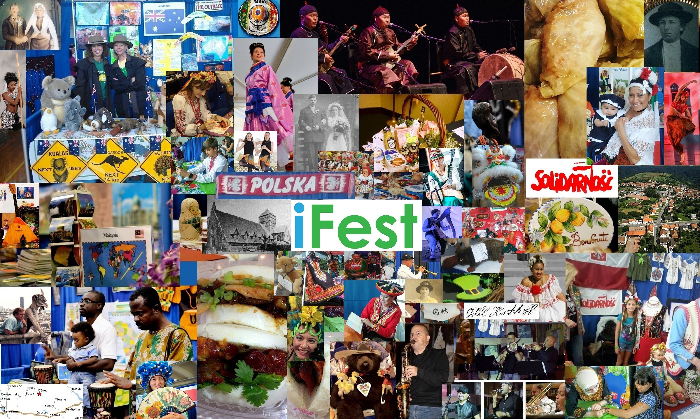 10th Annual International Festival of North Alabama (iFest)
