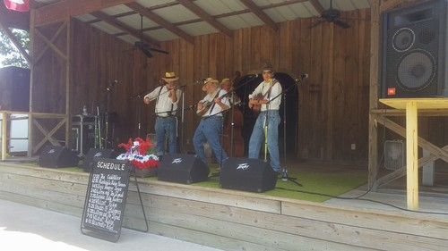 Shades of Bluegrass Festival--September 2019