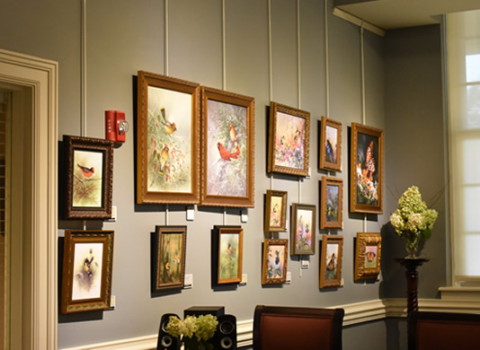 Wren's Nest Inc. Gallery at Oxford Performing Arts Center