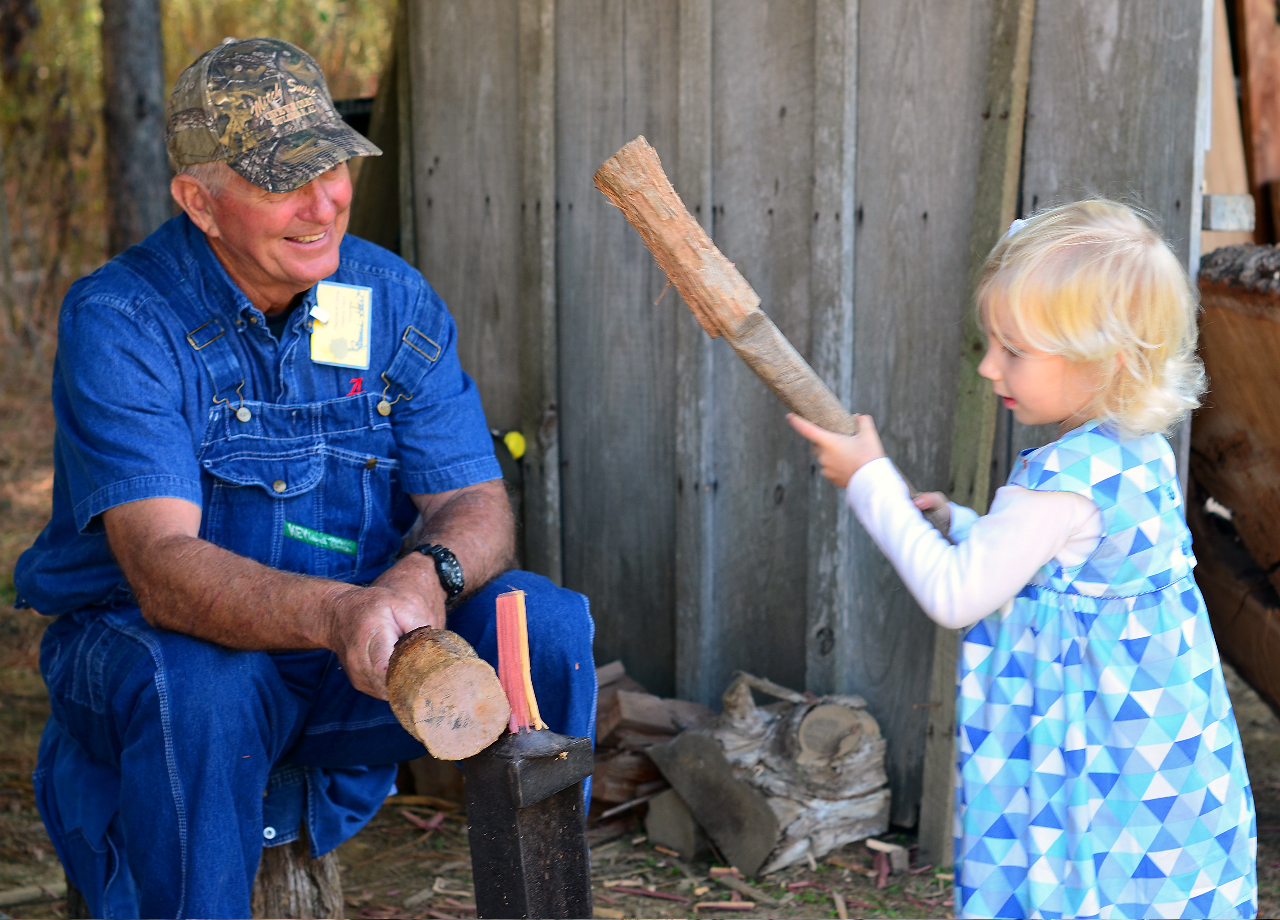 Peinhardt Living History Farm Day 2019