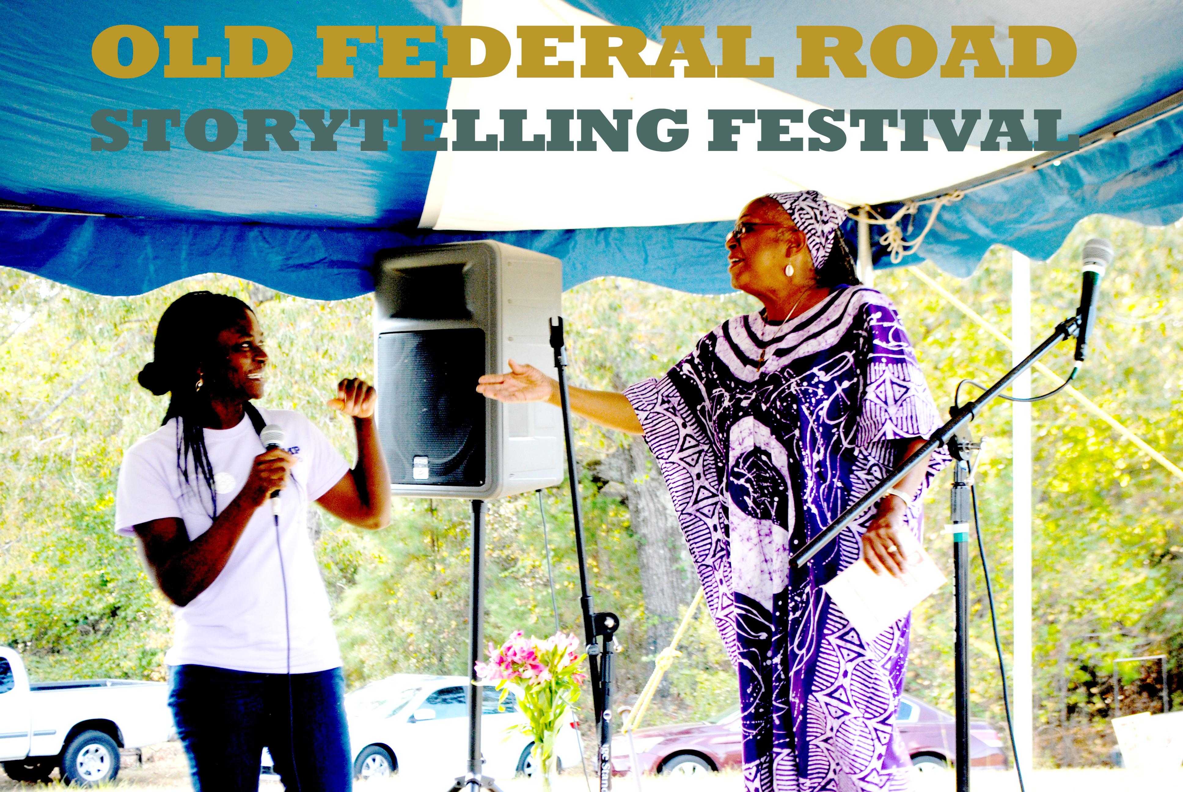 2019 Old Federal Road Storytelling Festival