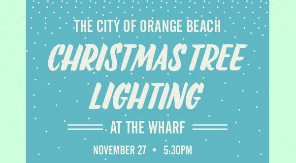 Annual Christmas Tree Lighting at The Wharf
