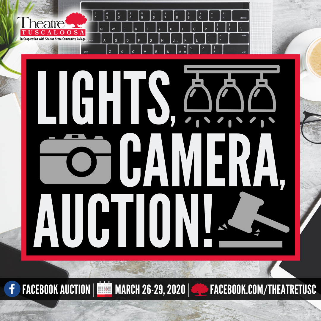 Lights, Camera, Auction! 2020