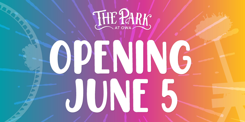 The Park at OWA opens for summer!