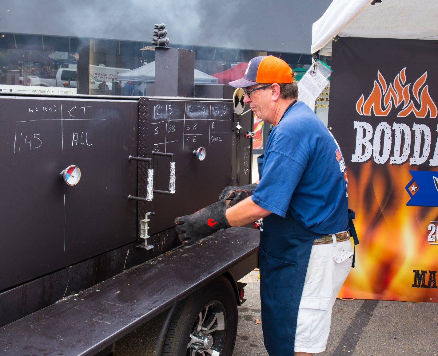 Scottsboro BBQ Cook-off Festival