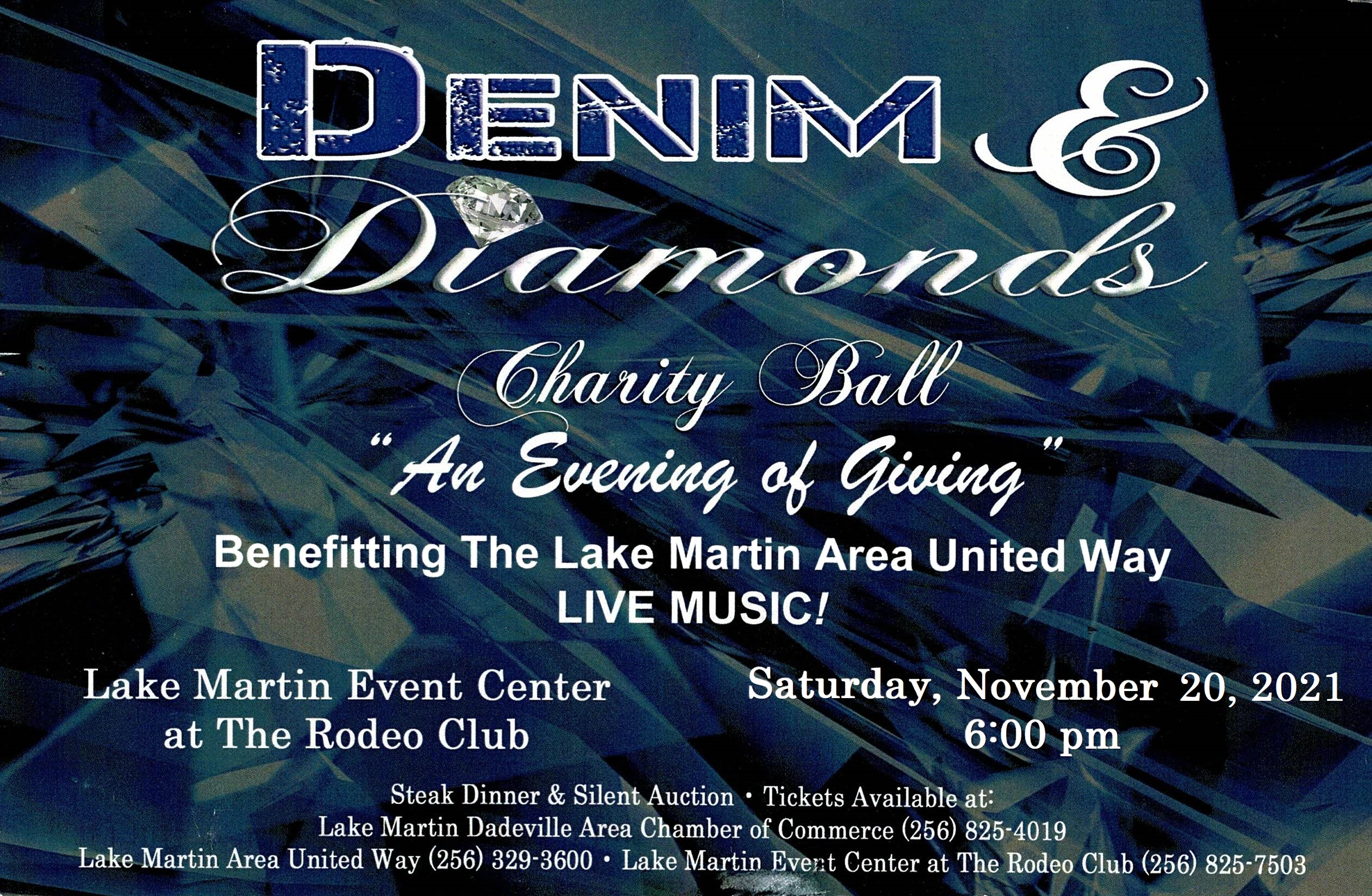 10th Annual Denim & Diamonds Charity Ball