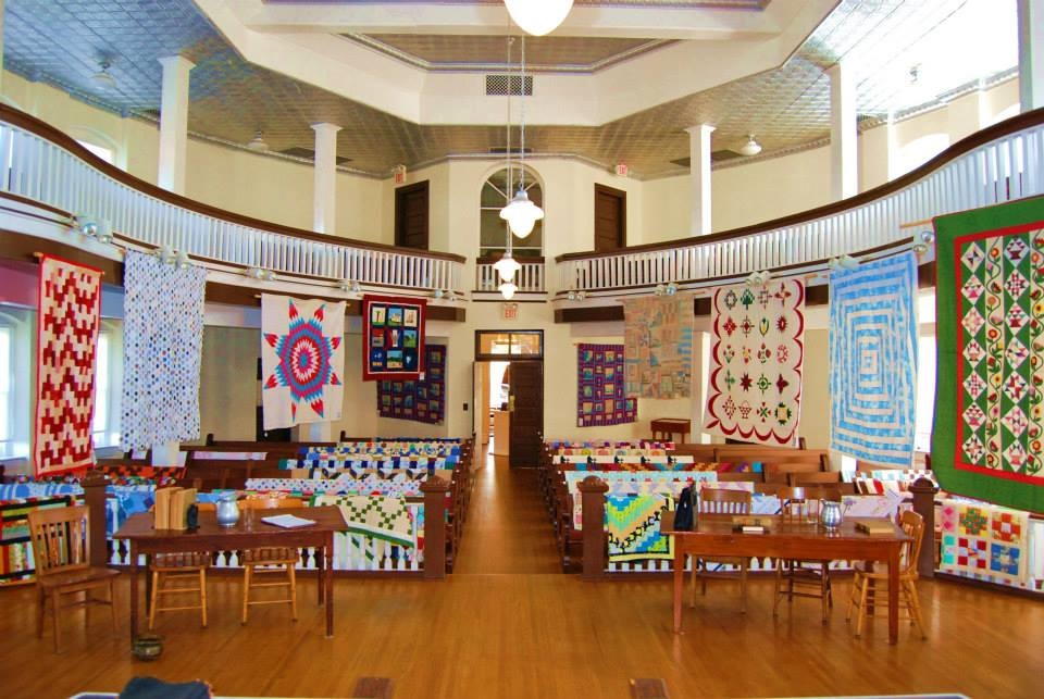 Quilts in the Courtroom