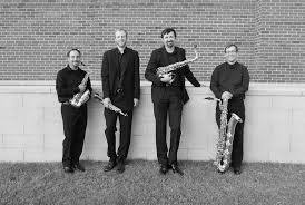 Midday Music: Yellowhammer Saxophone Quartet