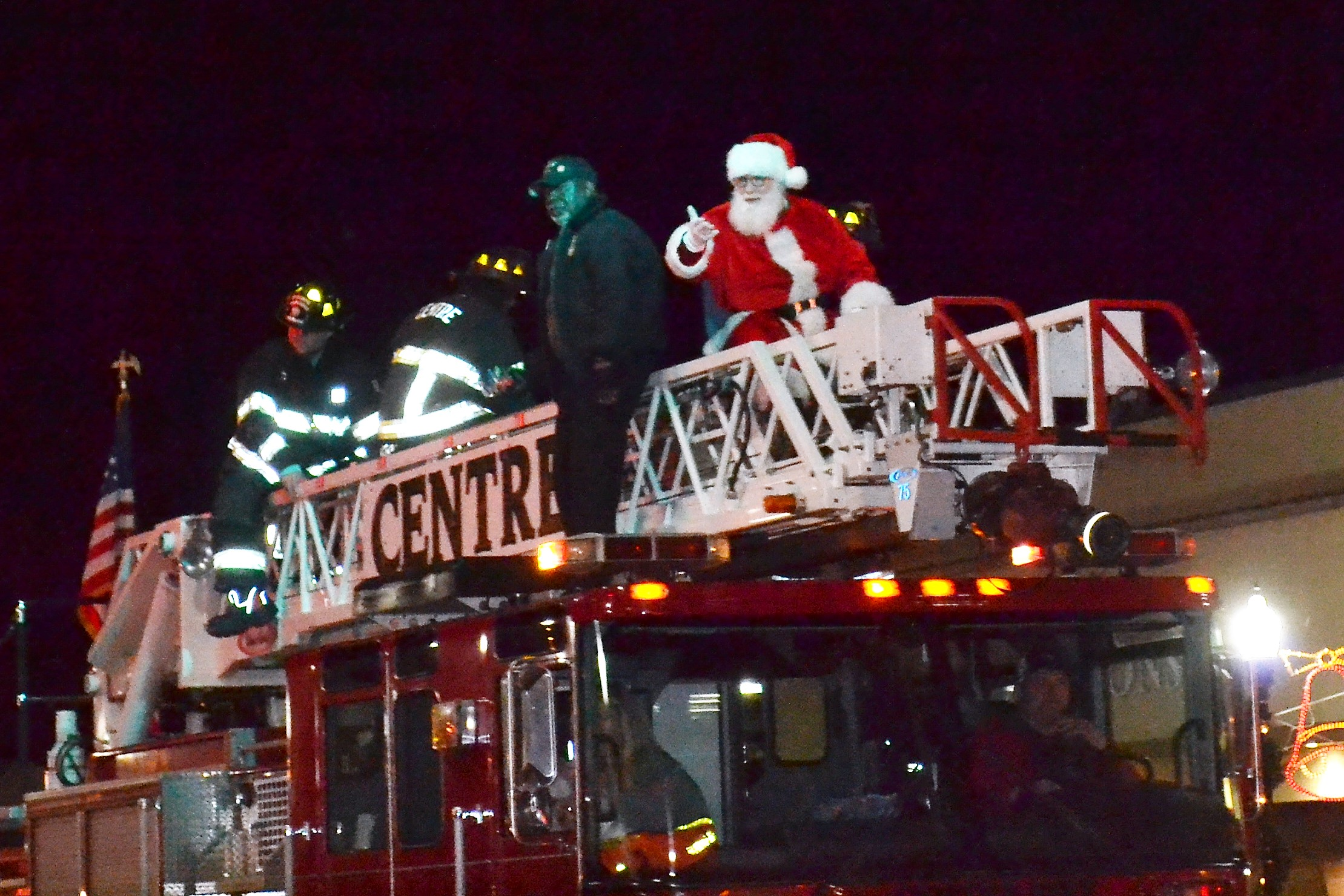 Cherokee County Christmas Parade