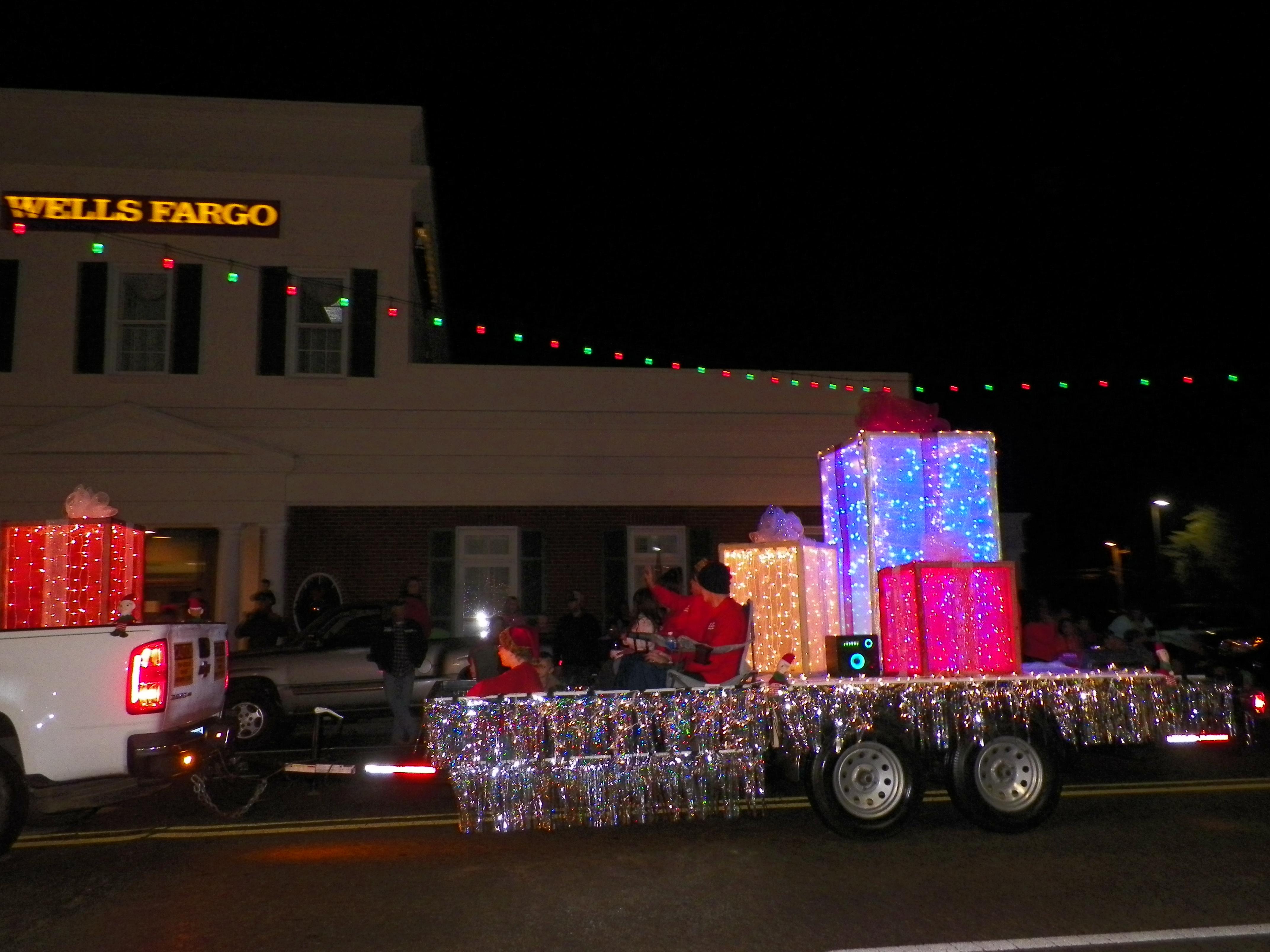 Valley Alabama Christmas Parade 2021