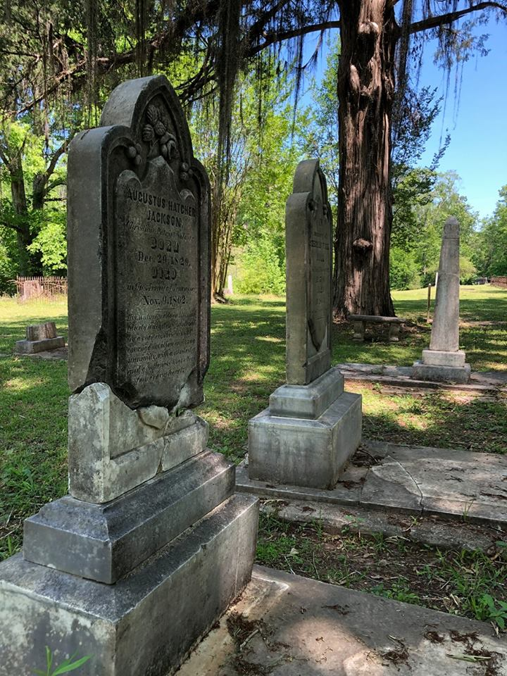 Cemetery Walking Tour of Old Cahawba