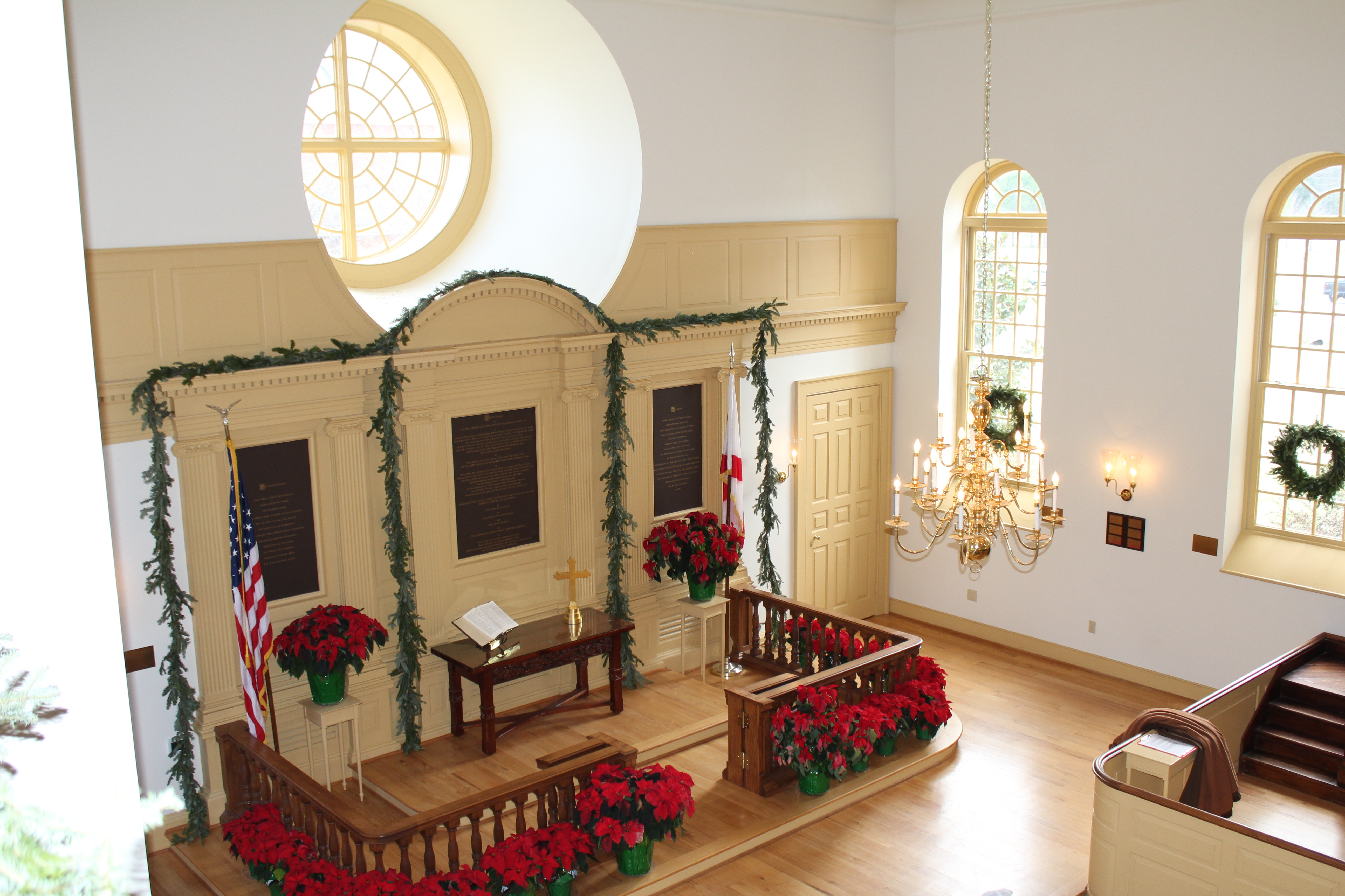 A Colonial Christmas Lunch & Tour