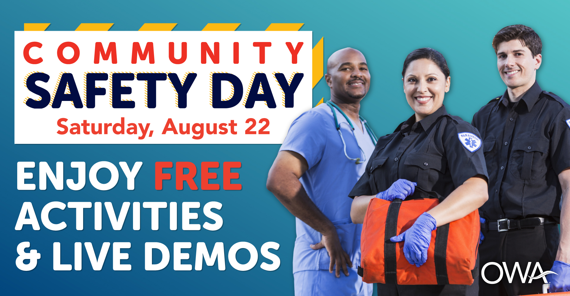3rd Annual Community Safety Day