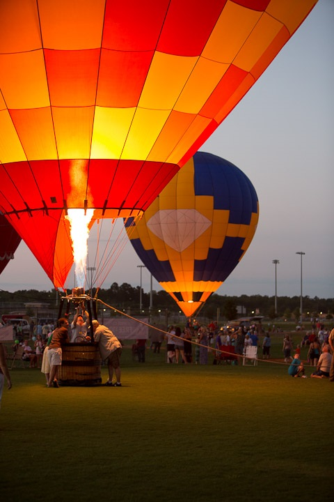2021 Gulf Coast Hot Air Balloon Festival