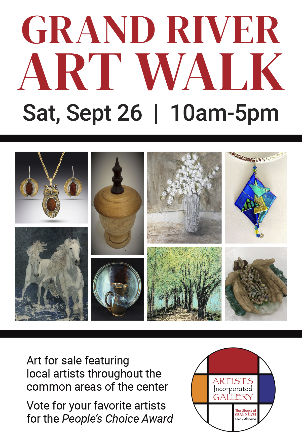 Grand River Art Walk