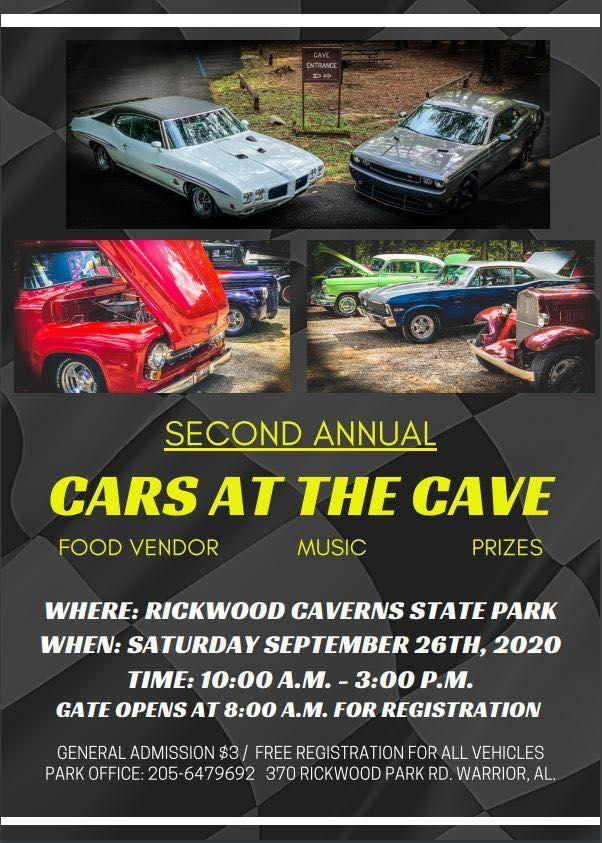 2nd Annual Cars at the Cave