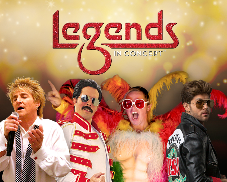 Legends in Concert Presents Direct From London
