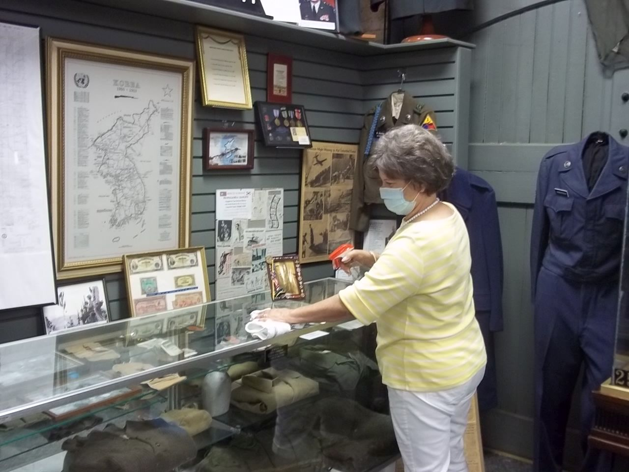 Alabama Veterans Museum and Archives