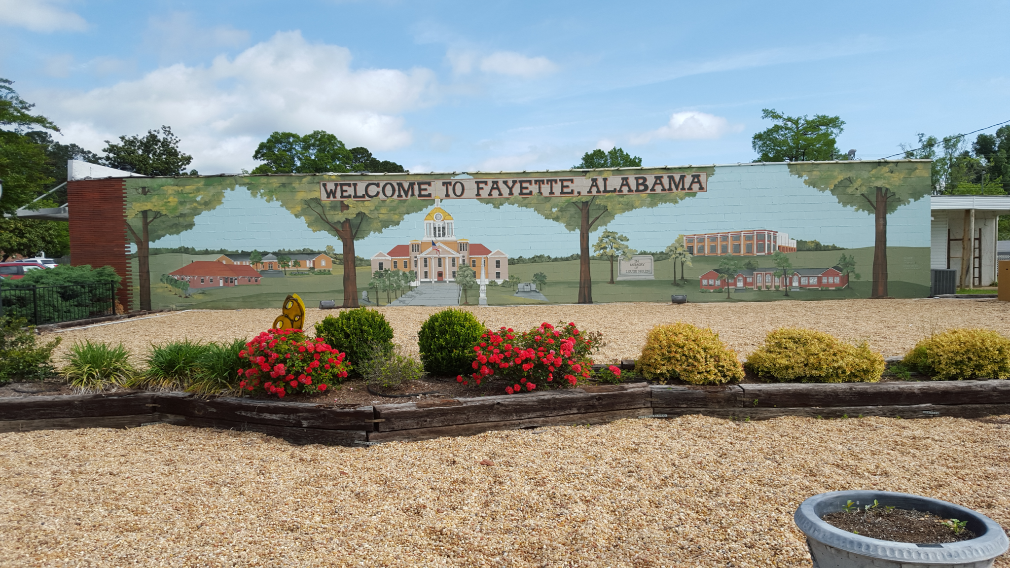 Welcome to Fayette Mural
