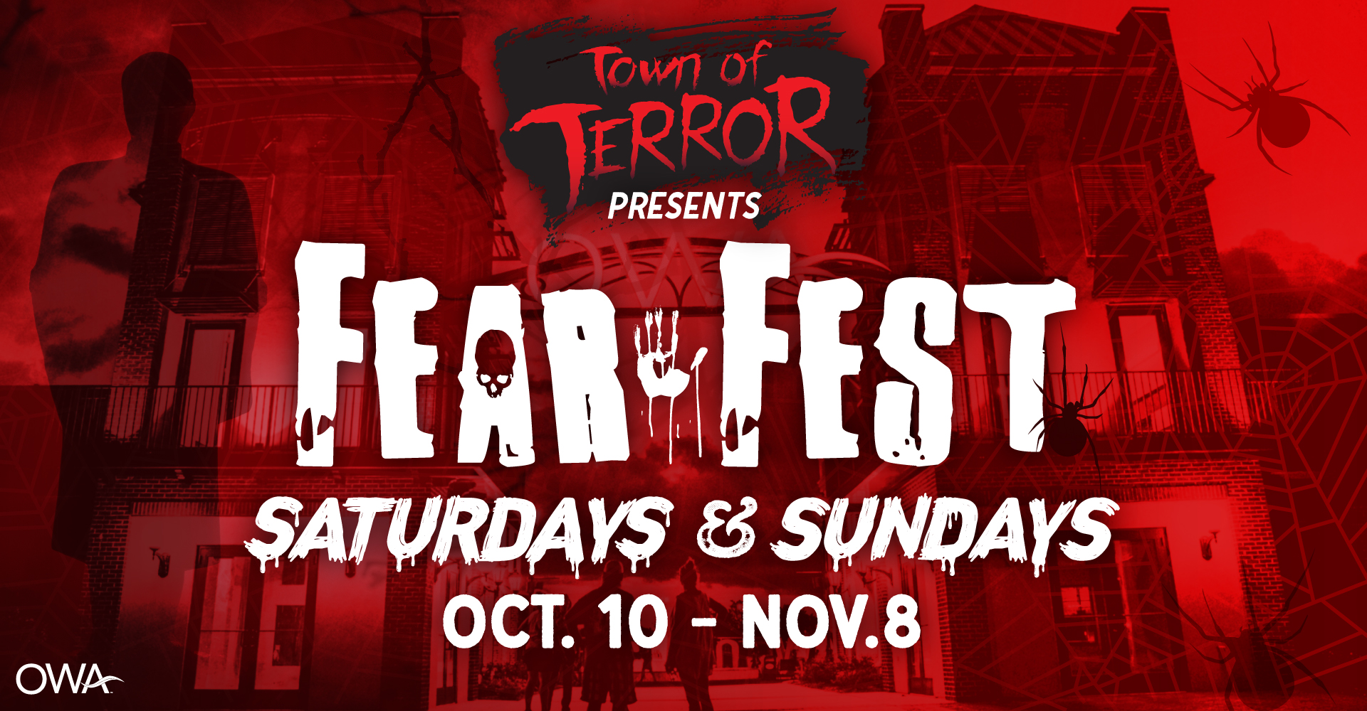 Town of Terror presents FEAR FEST