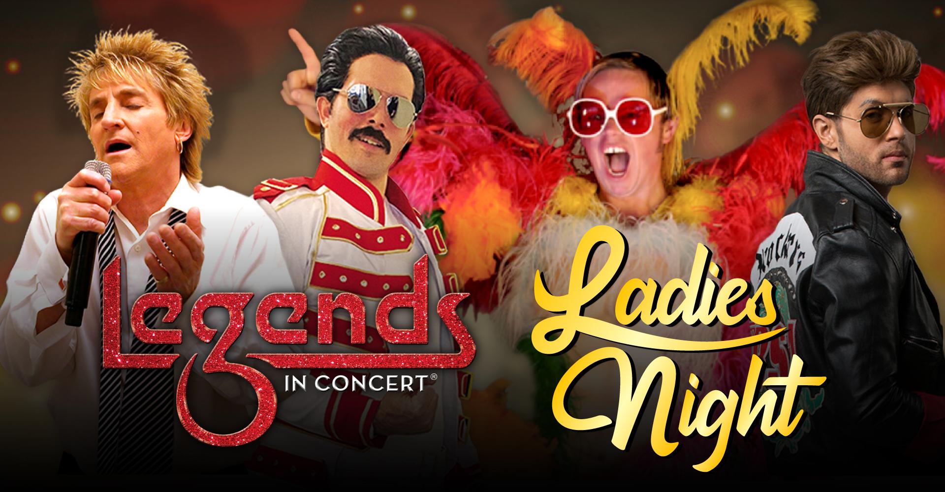 Legends in Concert - Ladies Night