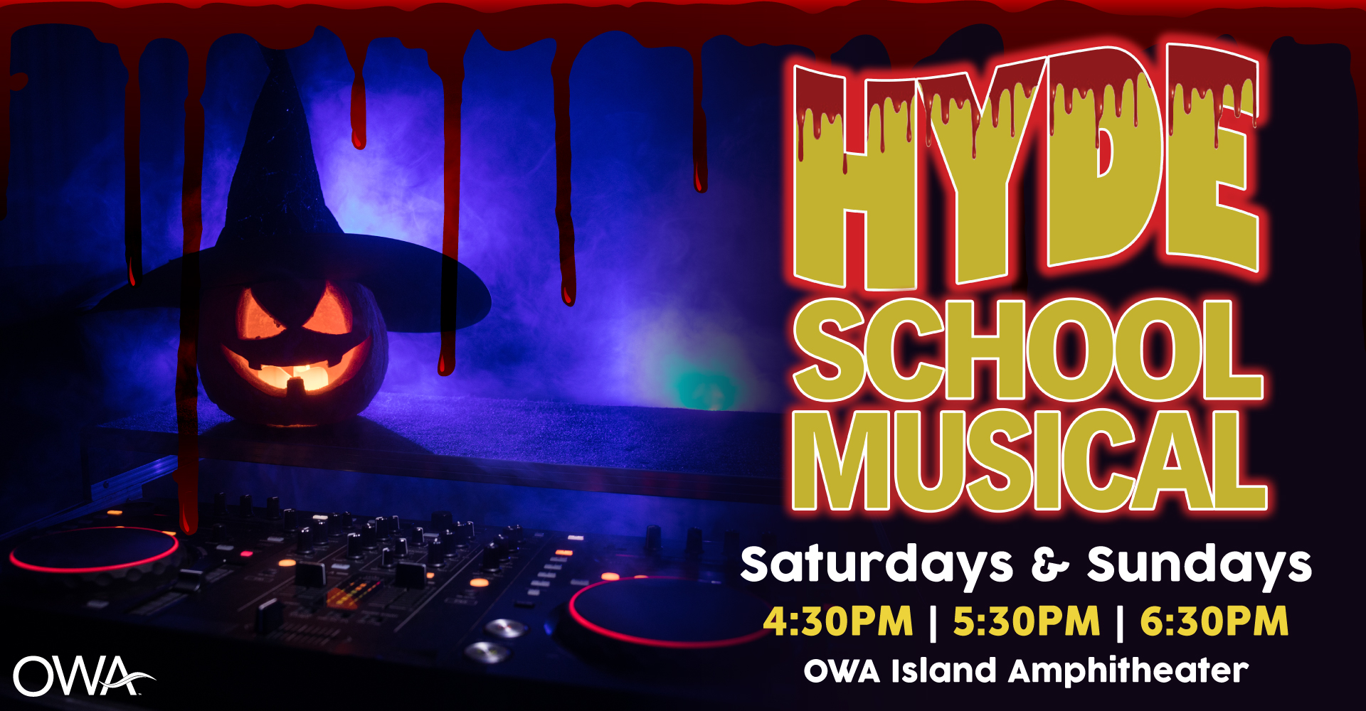 Hyde School Musical: Live Performance