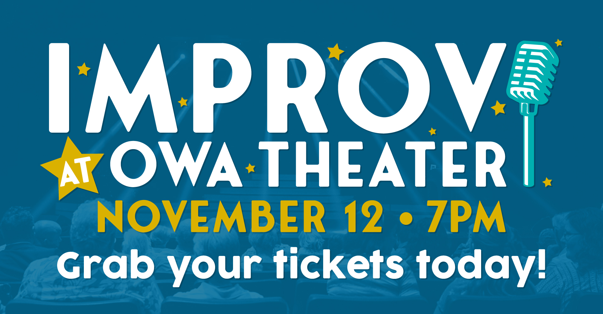 Improv at OWA Theater